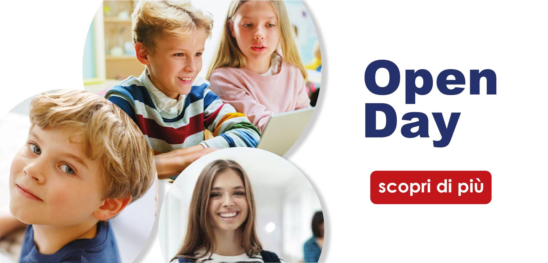 Iscrizioni Open Day